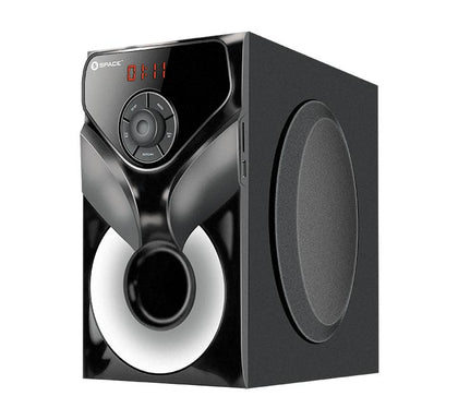 Hulk 2.1 Wireless Multimedia Speaker