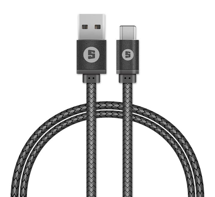 ChargeSync Braided Type-C Cable