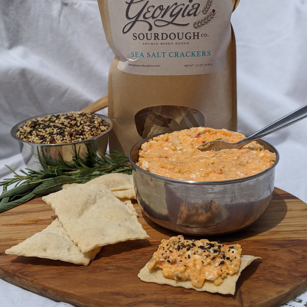 """Get Back Jack"" Pimento Cheese"