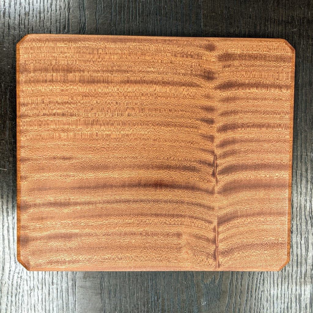 Sapele Cutting Board - I