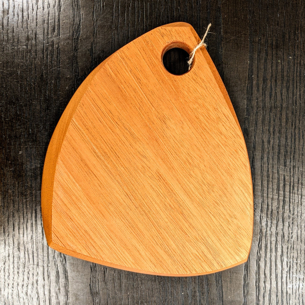 Mahogany Cutting Board - I