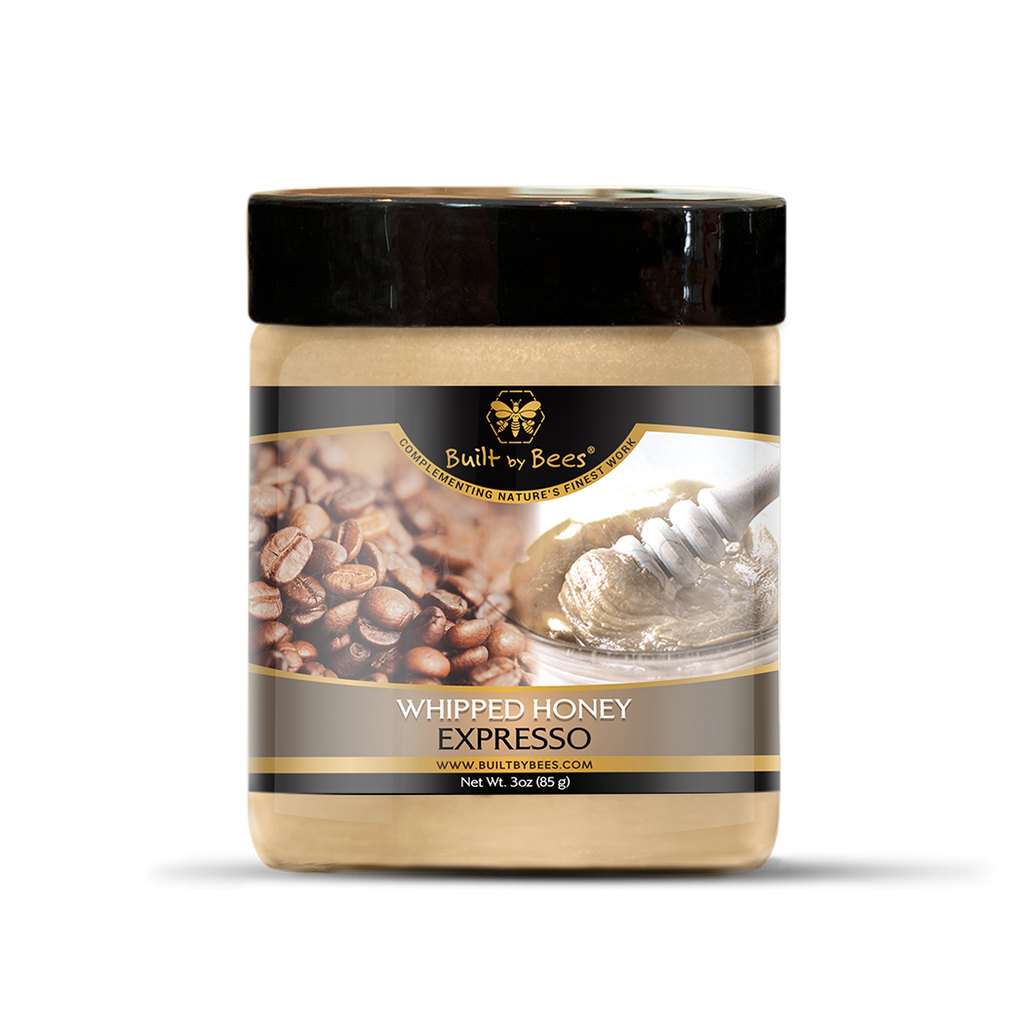 Expresso Whipped Honey
