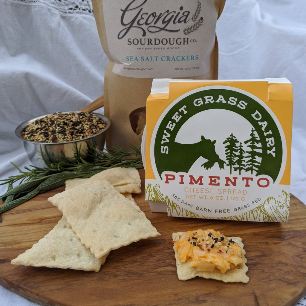 Sweet Grass Dairy Pimiento Cheese Spread