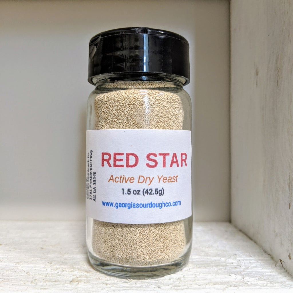 YEAST Red Star Active dry 1.5 Oz
