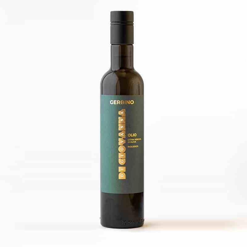 gerbino biologica extra virgin olive oil