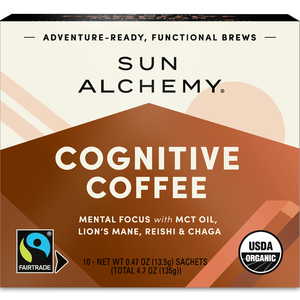 Sun Alchemy Cognitive Coffee