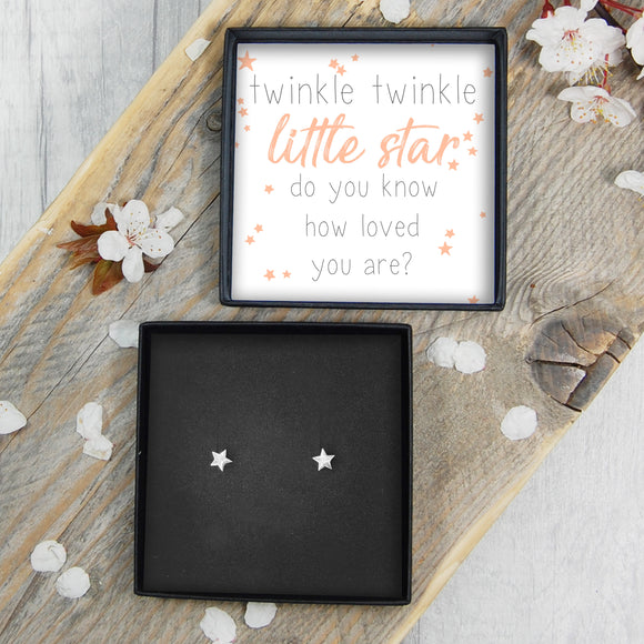 Star Earrings - Twinkle Twinkle