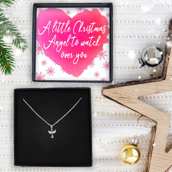 Angel Necklace - Christmas Angel