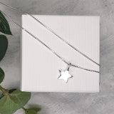 Star Necklace - Happy Birthday...... ANY NAME