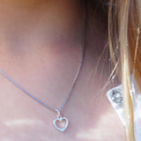 Heart Necklace - Be My Valentine