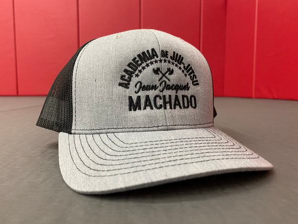 Trucker Hat - Grey/Black