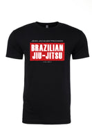 Brazilian Jiu Jitsu - Black/Red