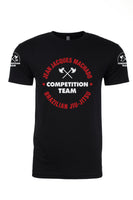 Competition Team Tee - Black