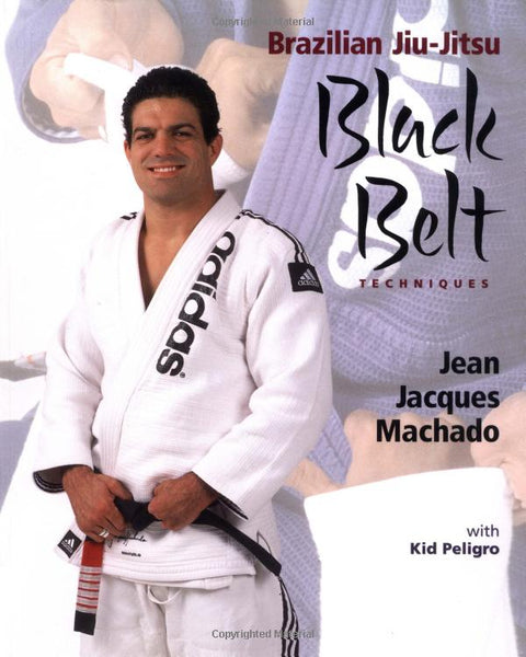 Brazilian Jiu Jitsu Black Belt Techniques