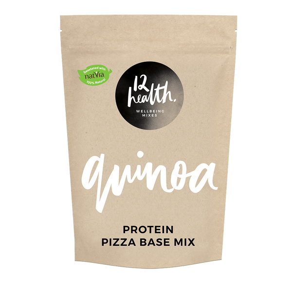 Quinoa Protein Pizza Base Mix - Not Gluten Free