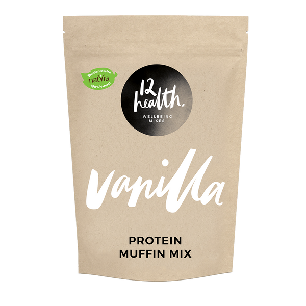 Vanilla Protein Muffin Mix