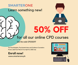 Get 50% Off on our courses!