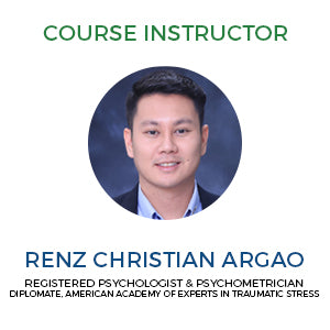Course Instructor: Renz Argao