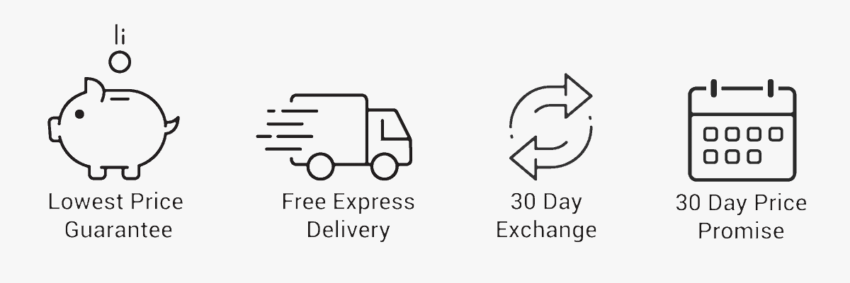 Lowest-Price-Guarantee_30-Day-Exchange_Free-Express-Delivery_30-Day-Price-Promise