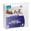 Super Absorbent Premium Cotton Terry Fitted Waterproof Mattresses