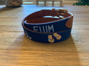 Custom belts for groomsmen - special appreciation for a special day!