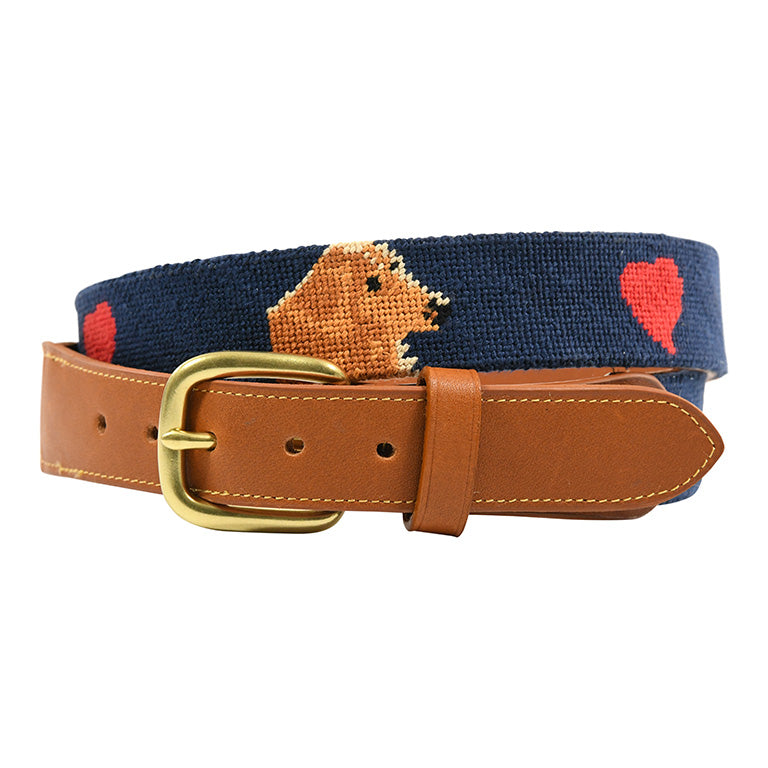 Charleston Belt Golden Retriever Dog