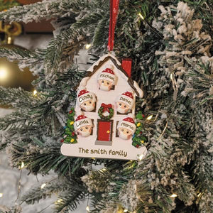 🔥Last day Promotion-2020 Family Commemorative Christmas Tree Ornament【50% OFF🎉】