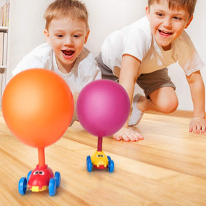 Balloon Car Launcher STEM Learning Toy