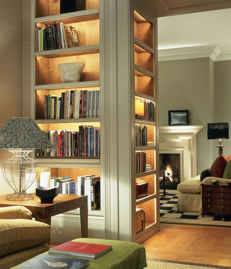 Mastering the intricate art of shelve lighting