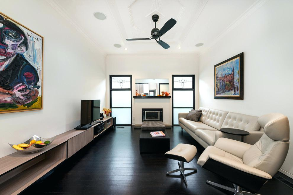 Multiple applications of modern ceiling fans
