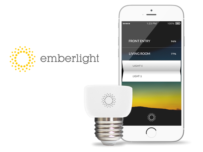 Emberlight - A new technology that makes your lighting smart