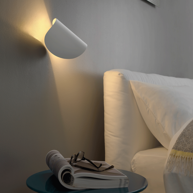 Well-being light in the bedroom