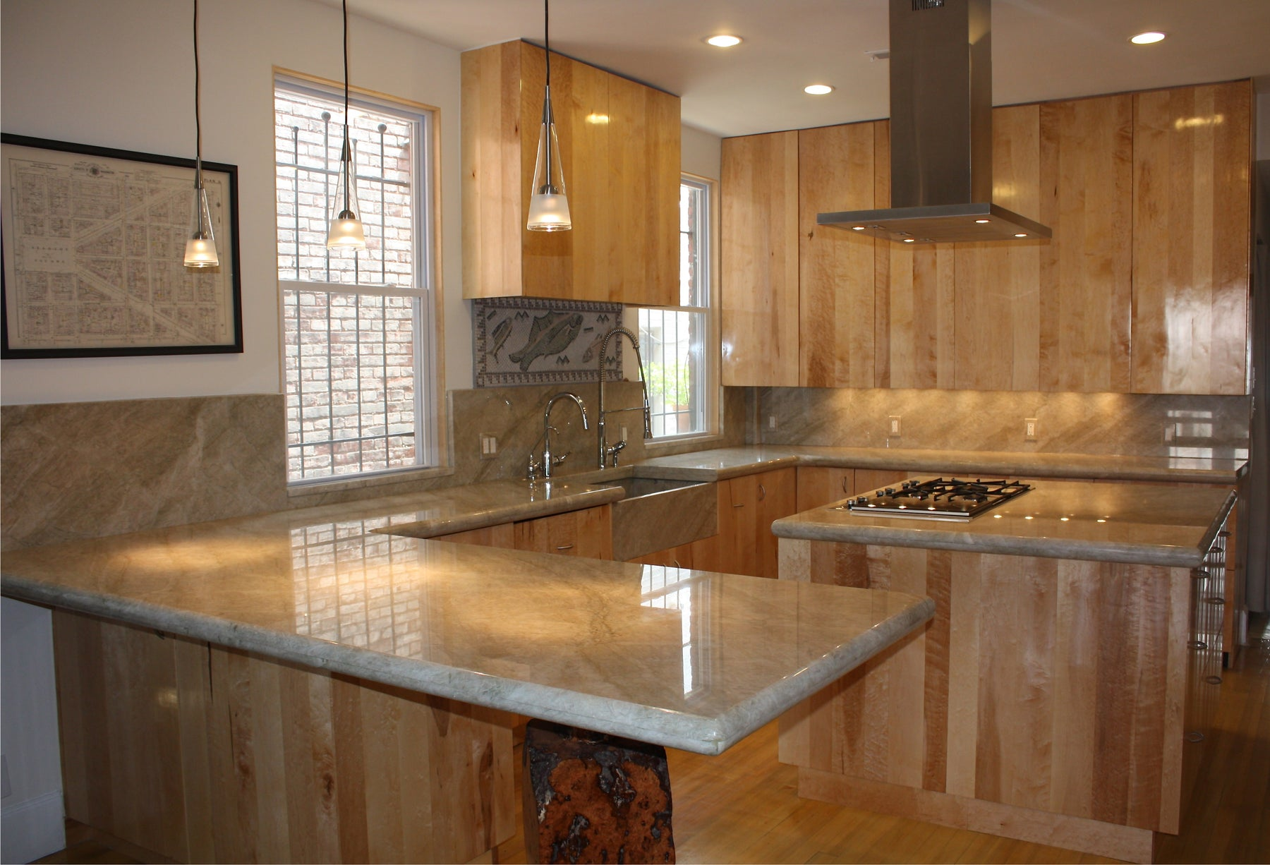 Tips for selecting new lighting fixtures for your kitchen