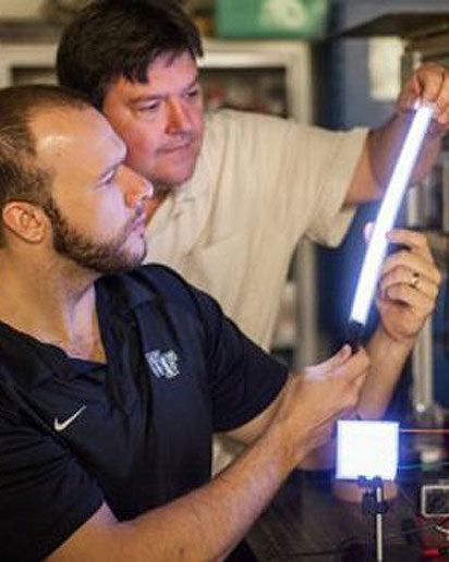 New Glowing Plastic Will Revolutionize Lighting