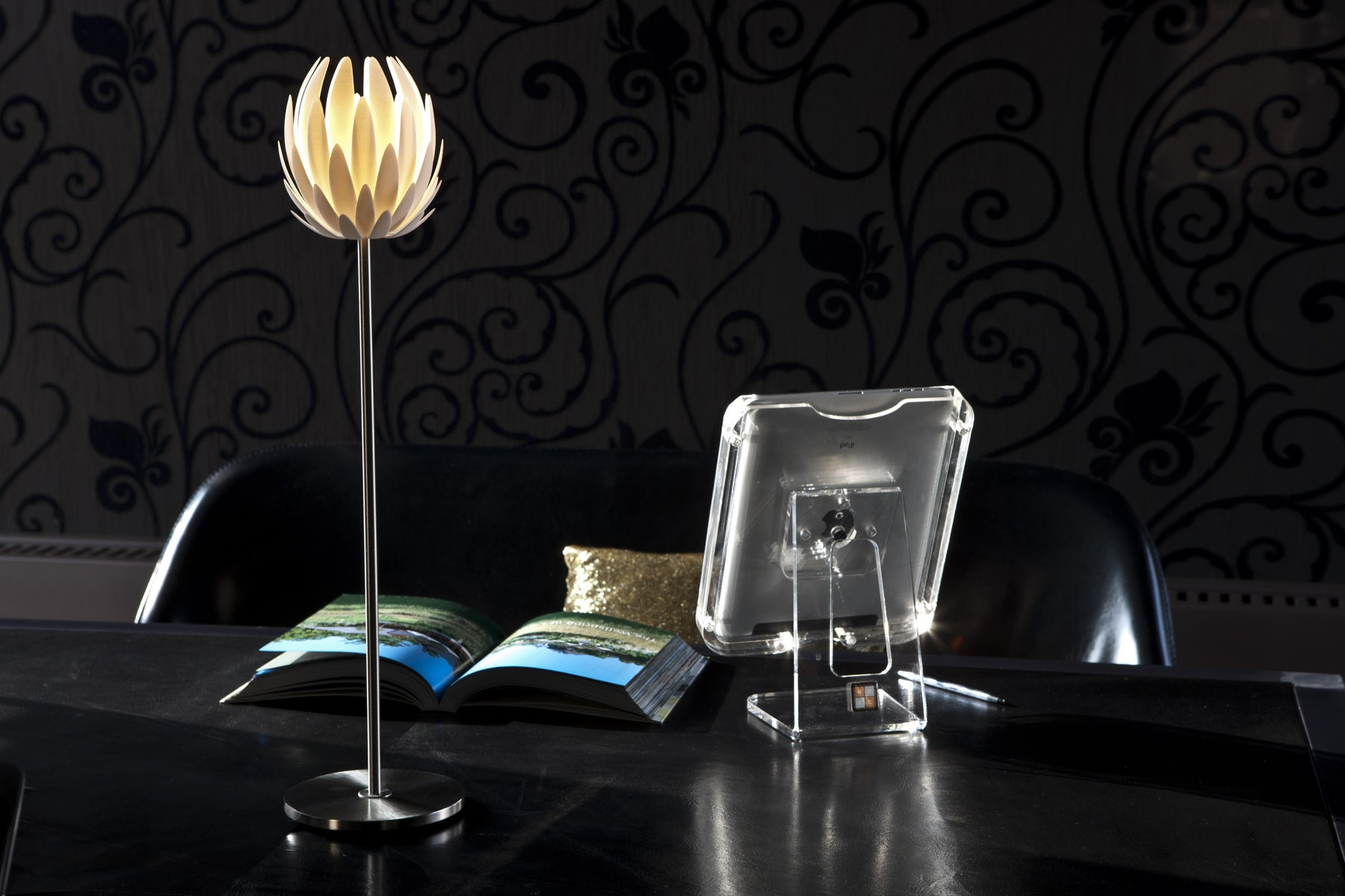 Table Lamps That Go Above and Beyond as Design Elements