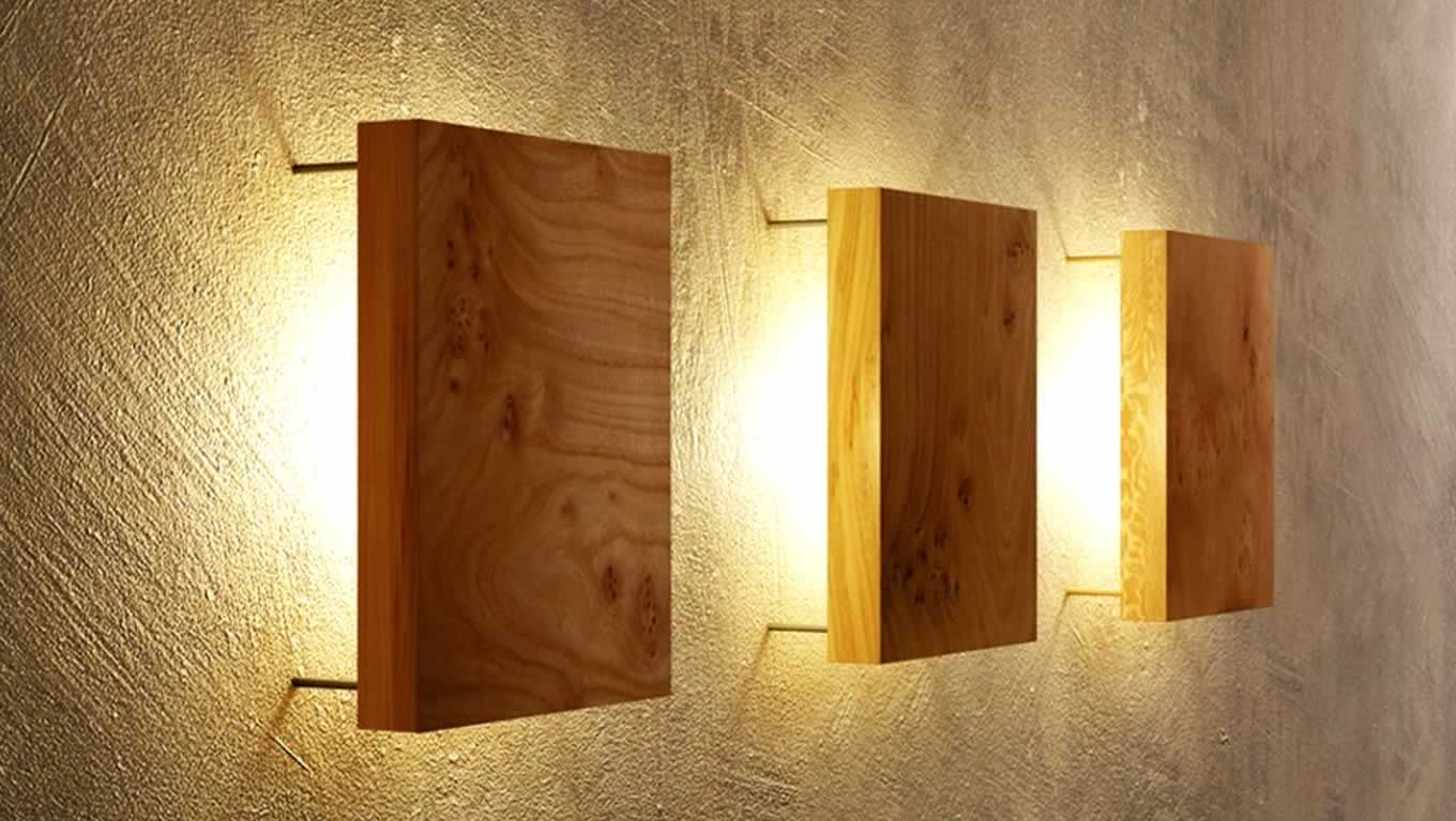 Wood: The Clean, Contemporary Lighting Material