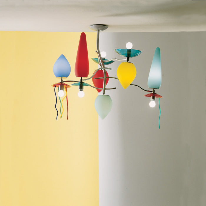 Well, Color Me Happy! Get Light-Hearted with Stylish Fixtures!