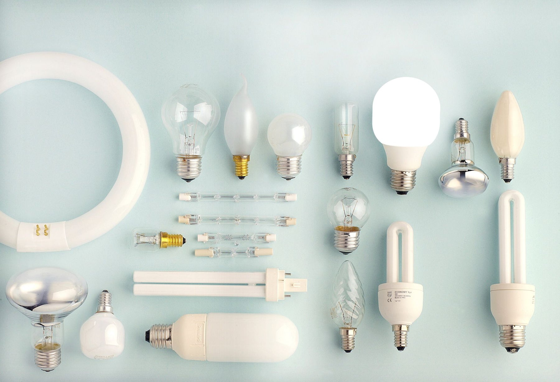 Compact fluorescent bulbs have a wide range of benefits