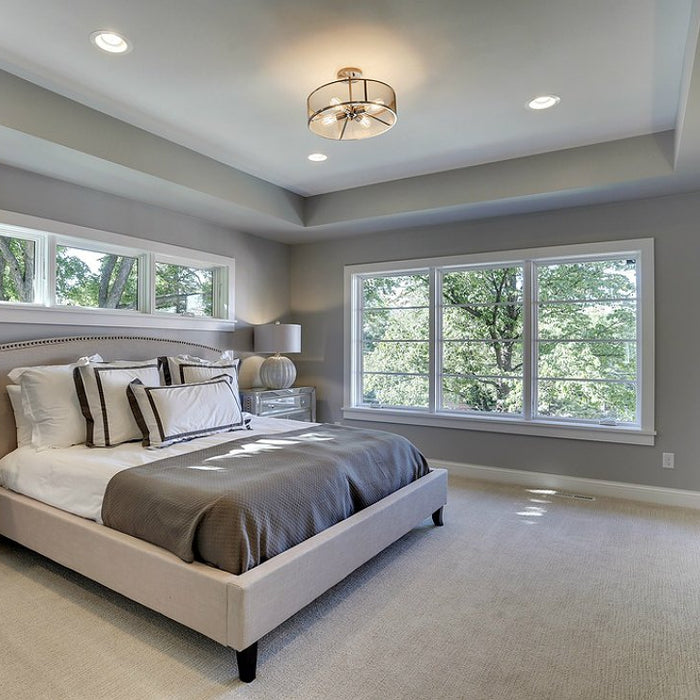 3 Awesome ideas for Overhead Lighting in Bedroom