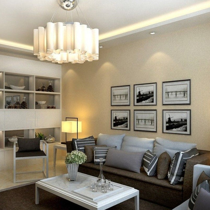 Choosing the perfect chandelier for Living Room
