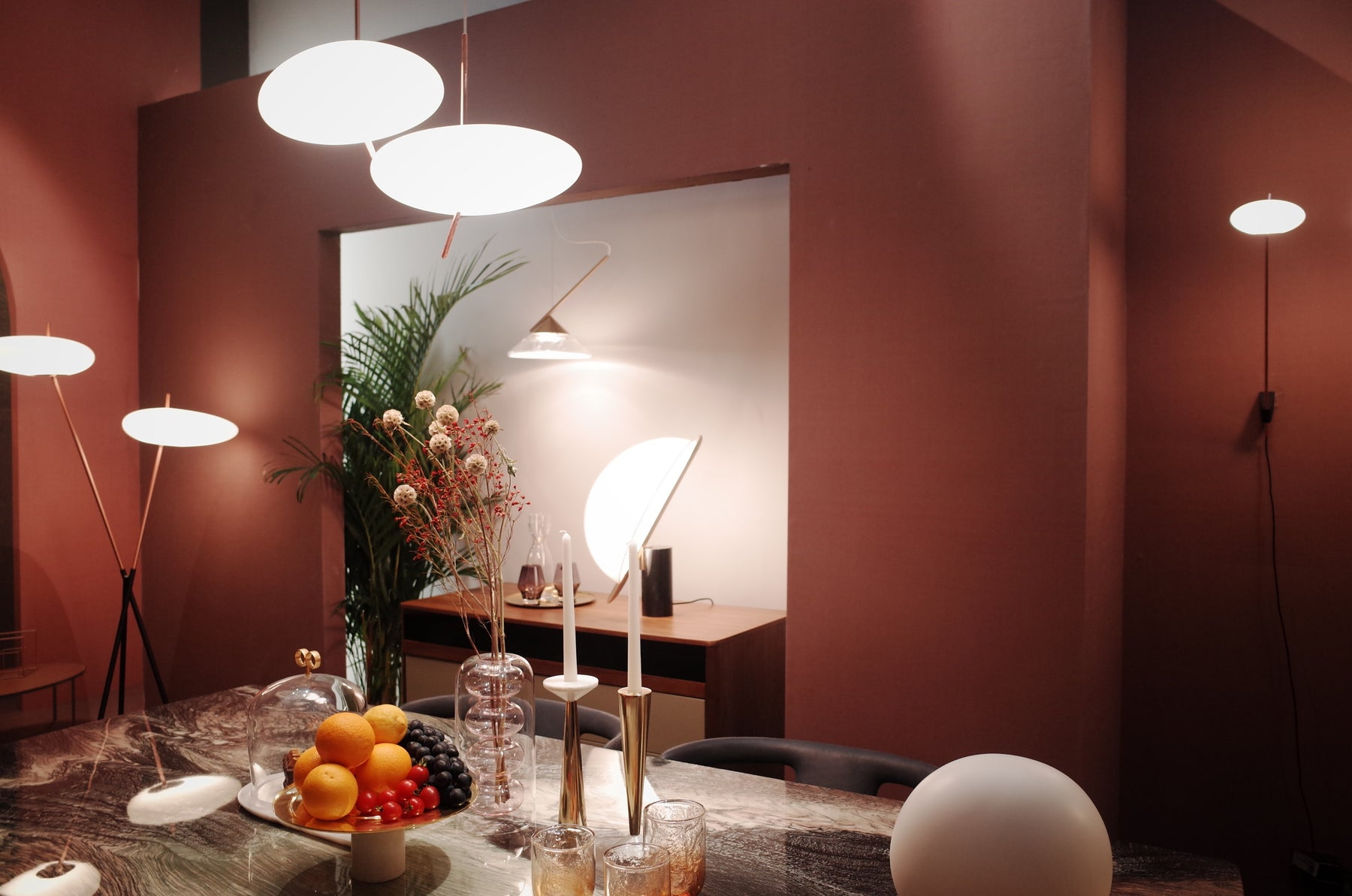 Uplift the temp of your space through Layered Lighting