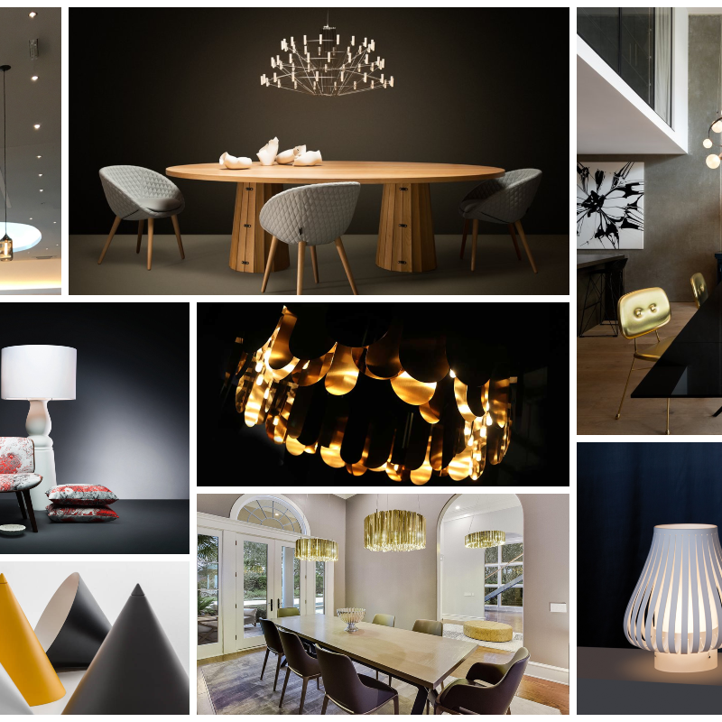 Amazing wide collection of modern home decor, household items and modern lighting fixtures