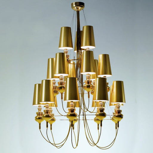 Buy online latest and high quality Josephine Queen 9.6.3 Chandelier from Metalarte | Modern Lighting + Decor
