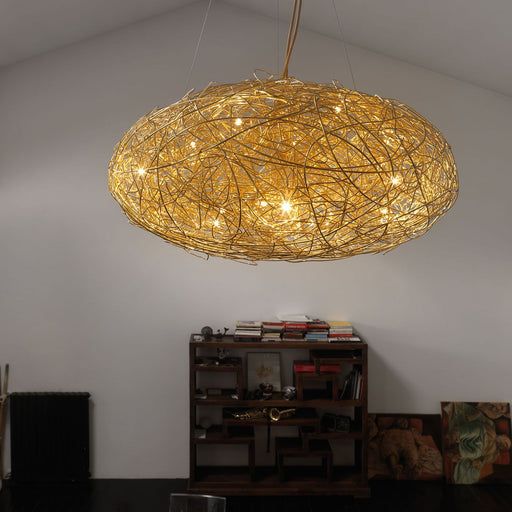 Fil De Fer Pendant Light | Modern Lighting + Decor