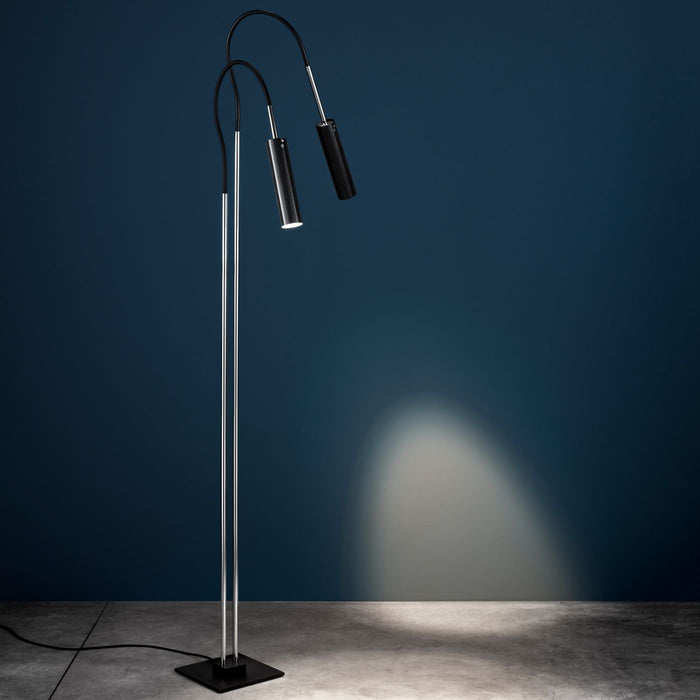 Buy online latest and high quality Lucenera 208 Floor Lamp from Catellani & Smith | Modern Lighting + Decor