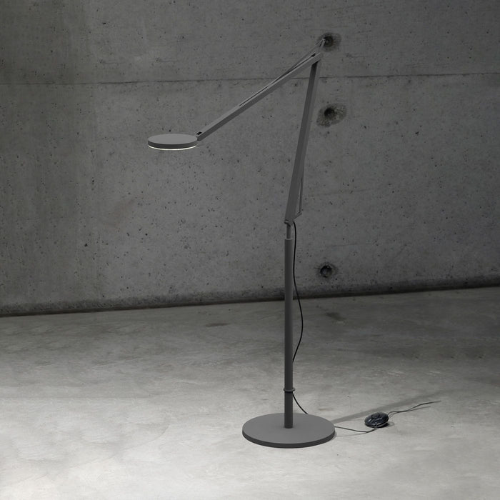 John 2 Office Floor Lamp | Modern Lighting + Decor