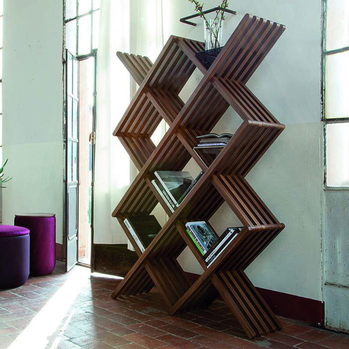 Buy online latest and high quality Arpa Bookcase from Tonin Casa | Modern Lighting + Decor