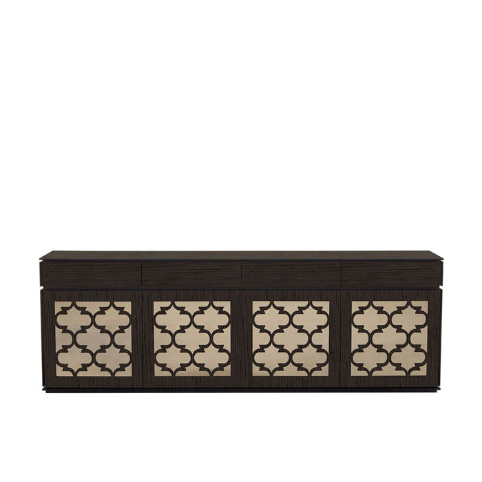 Buy online latest and high quality Marrakech 4 Drawers Sideboard from Tonin Casa | Modern Lighting + Decor