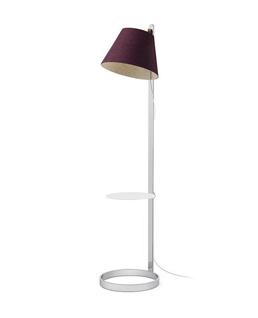 Buy online latest and high quality Lana Floor Lamp with Pedestal from Pablo Designs | Modern Lighting + Decor