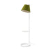 Lana Floor Lamp with Pedestal from Pablo Designs | Modern Lighting + Decor